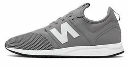 New Balance Men's 247 Classic Shoes Grey with White