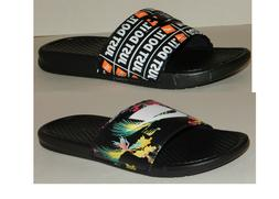 Nike Men's Benassi Just Do It Printed Slides / Sandal Shoe M