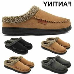 Men's Indoor Slippers Moccasins Driving Loafers Casual Warm
