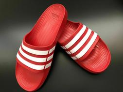 ADIDAS Men`s Originals Duramo Slide Sandal Slipper Flip Flop