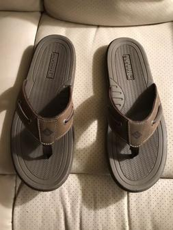 Men's Sperry Top Sider Slippers Size 12