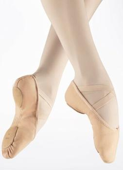 NEW Bloch Dance Womens / Youth Zenith Ballet Flat Show Slipp