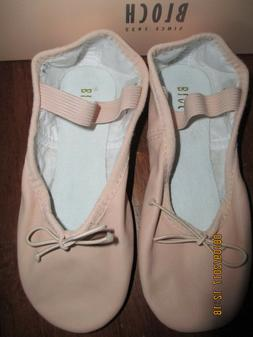 NEW Girls& Ladies Bloch Ballet Slippers S0205G & L - Full So