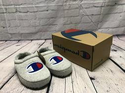 NEW Champion Shuffle Slippers Slip On Slides Youth Kids Oxfo