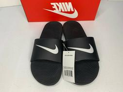 NIB Size 8 9 10 11 12 MEN Nike Kawa Slides Shower Slippers S