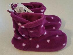 NEW Old Navy Toddler Girls Slippers 5-6 7-8 9-10 11 Purple H