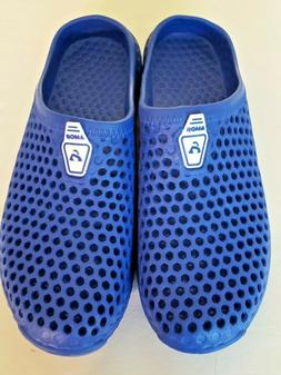 NEW AMOJI UNISEX SIZE 45/MENS 11/WOMENS 13 ROYAL BLUE GARDEN