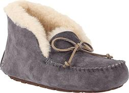 NEW NIB WOMENS SIZE 8 UGG ALENA NIGHTFALL SUEDE SHEEPSKIN MO