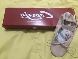 nib ballet slippers leather upper 205c daisy