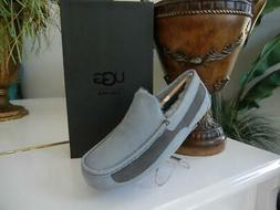 nib mens ugg ascot suede indoor outdoor