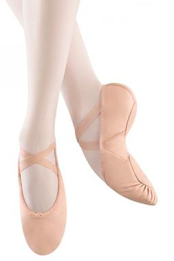 NIB Bloch Prolite II Leather Split-Sole Ballet Slipper- Adul