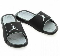Nike Jordan Hydro 6 VI Black White Men Sandal Slides Slipper