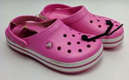 CROCS Party Pink Relaxed 11016-6U9 Unisex Size M-5 W-7 Comfo