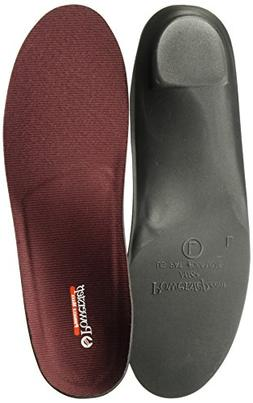 Powerstep Pinnacle Maxx Full Length Orthotic Shoe Insoles ,