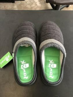Sanuk Puff and Chill Slippers Size 12 Slip On New