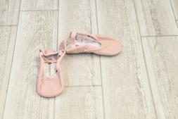 + Bloch S0225G Bunnyhop Ballet Slippers-Toddler Girl's - Pin