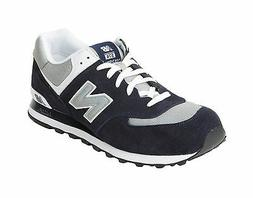 New Balance Shoes 574 Men Running Sneakers M574BGS Navy Blue