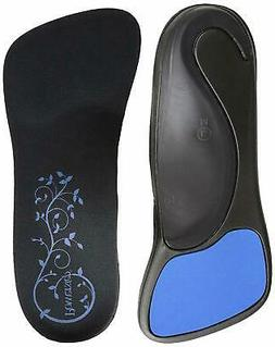 Powerstep SlenderFit Women's Fashion Orthotic High Heel Inso