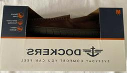 Dockers Slippers with Memory Foam Size Medium 8-9 NEW