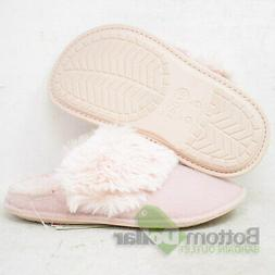 Crocs Unisex Classic Luxe Lined Slippers Rose Dust