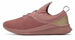 New Balance Unisex Fresh Foam Lazr Luxe Shoes Pink with Tan