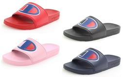 Champion Unisex Men's and Women's IPO Slide Sandals