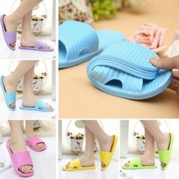 Unisex Slip On Sport Slides Sandals Flip Flop Shower Slipper