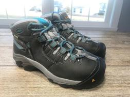 Keen Utility Detroit Mid Safety Toe Boot Women's Size 6.5M -