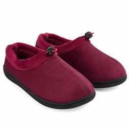 Women Memory Foam Suede Slippers Winter Lightweight House Sh