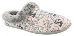 SKECHERS WOMEN'S BOB'S BEACH BONFIRE CUDDLE KITTIES SLIPPER