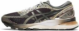 ASICS Women's Gel-Nimbus 21 Running Shoe, Graphite/Frosted A