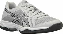 ASICS Women's Gel-Tactic 2 Volleyball Shoe, Glacier Grey/Sil