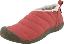 KEEN WOMEN'S HOWSER SLIPPERS BURNT HENNA SIZE 5.5 NIB LIST P