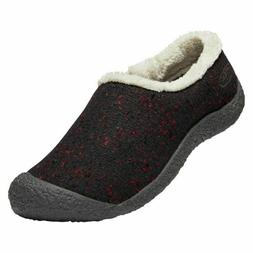 Women's KEEN Howser Wool Tweed Slides Shoes Slippers Fired B