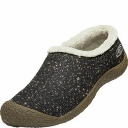 Women's KEEN Howser Wool Tweed Slides Shoes Slippers Canteen