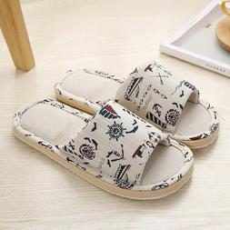 Women Summer Casual Floral Indoor Home <font><b>slippers</b>
